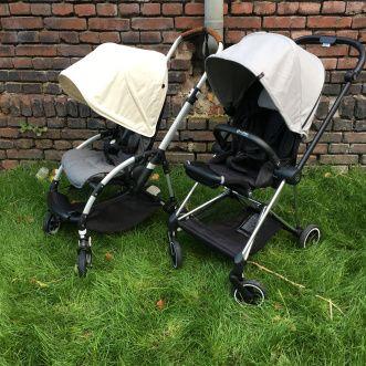 bugaboo cameleon stroller instructions