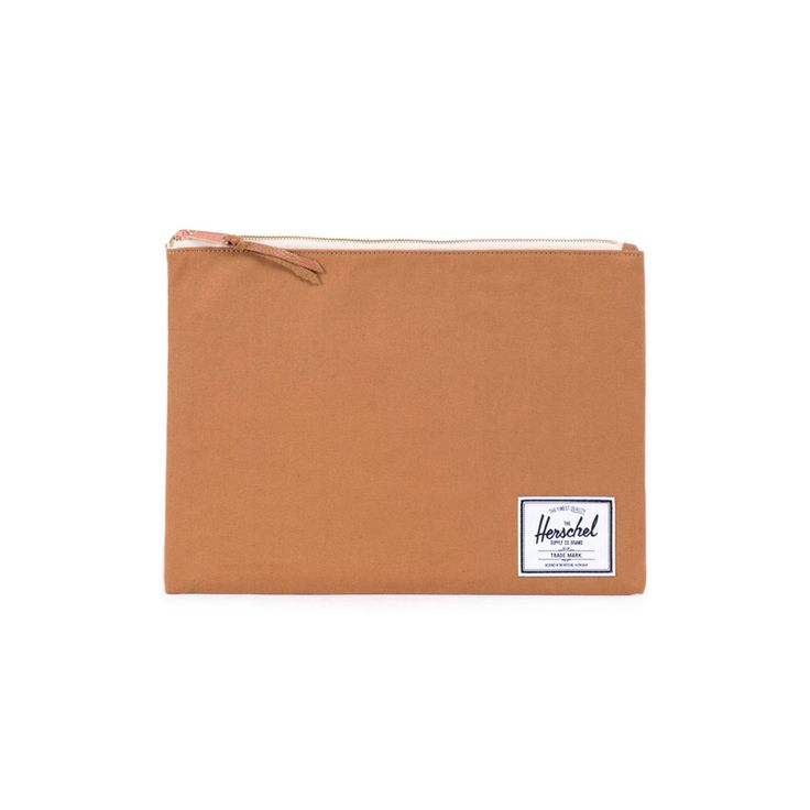Porta Tablet Herschel Network XL Bad Hills Workshop Cammello