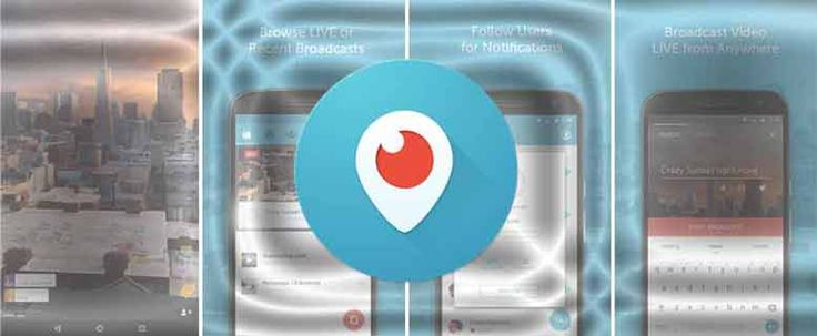 Download Periscope APK 1.0.2.2 Online Video Player