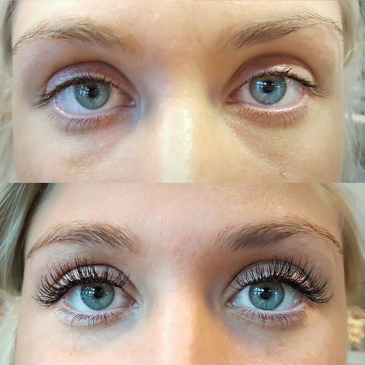 New year New lashes!! Mink lash extensions at  Color Vanity!!! No mascara or…
