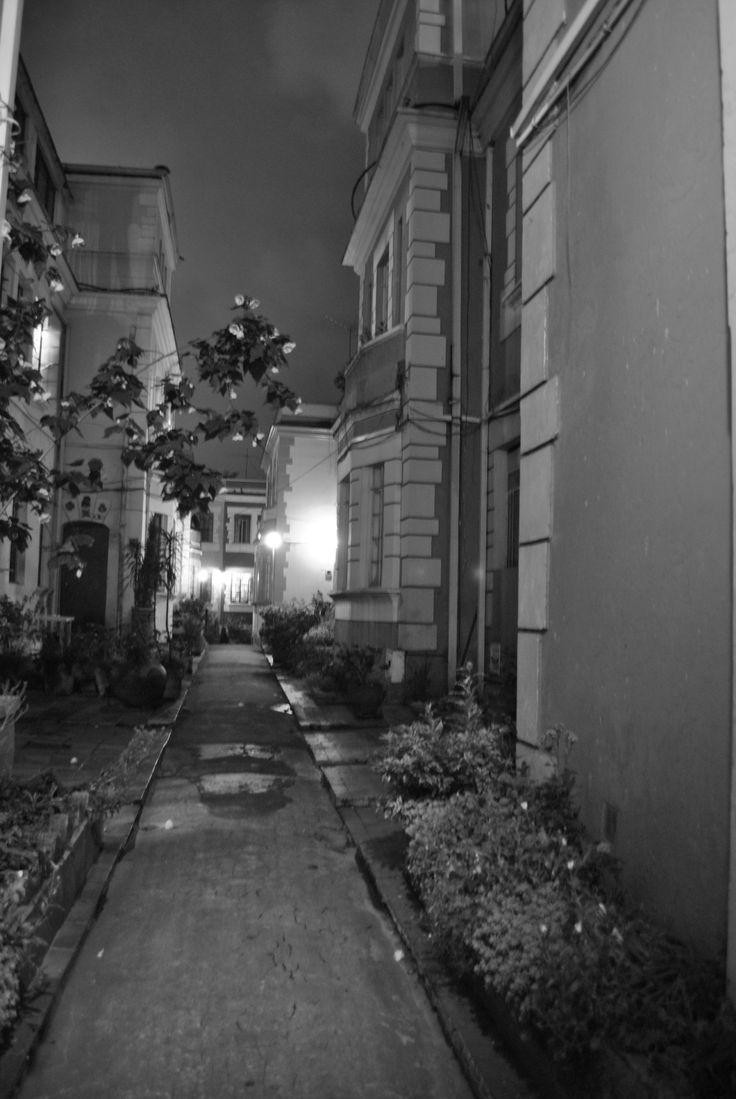 Barrio la Candelaria.