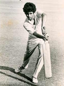 Indian Cricketer Sachin Tendulkar- Childhood photo