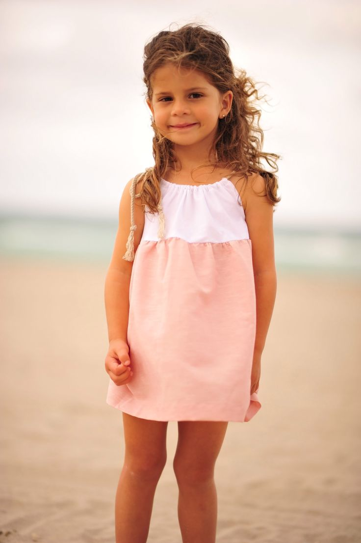 Sole Style - White/ Blush. Cotton knit / Linen blend http://www.creamcoralcollection.com/product-p/70001.htm