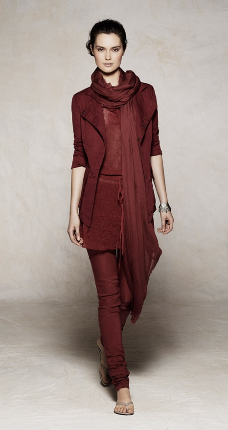Sarah Pacini: Chiffon Blouses, Summer 2012, 2012 Collection, Fashion Style, Tall Boots, Fall Colors, Red Clothing, Pacini Summer, Sarah Pacini