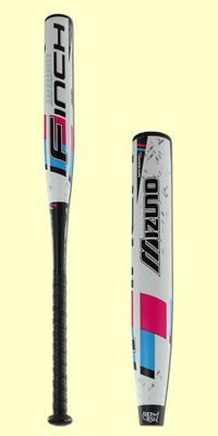 The 2016 Mizuno Jennie Finch -13 Fastpitch Softball Bat: FP16FINCH is the perfect choice for that younger player as it features a -13 length to weight ratio. This one-piece alloy construction is backed by a full 12 month manufacturer's warranty. Check it out today at JustBats.com!