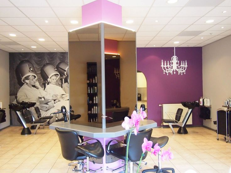 Into Hair Hairsalon www.rosalisaVilla.com