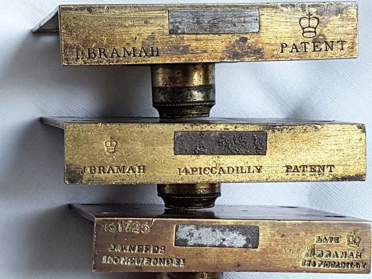 Antique J Bramah  Piccadilly locks