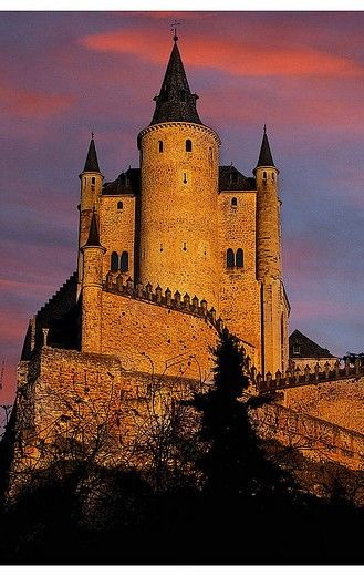 Alkazar of Segovia, Spain