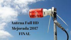 Antena HD full Mejorada 2017 Final. Una serie de vídeos donde aprenderás a construir una antena HD para tv local e internacional. Https://www.youtube.com/watch?v=M1bIza4ifLE. Link: https://www.youtube.com/watch?v=M1bIza4ifLE. Las frecuencias están...