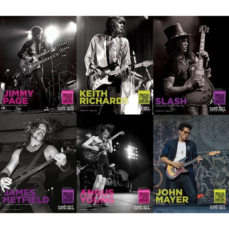 Ernie Ball Guitar Strings - #iplayslinky