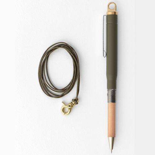 Bolígrafo de latón
