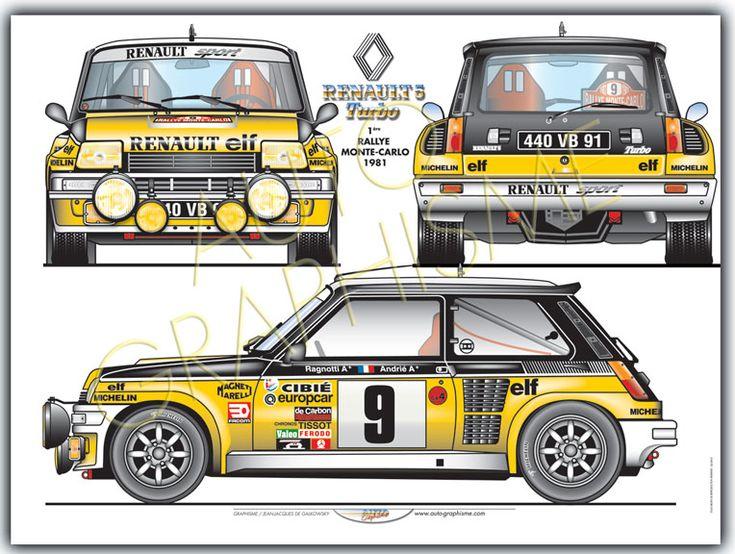 Renault R5turbo http://amzn.to/2tNZNTY