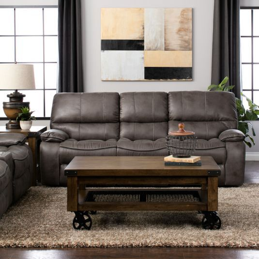 The 25 Best Grey Reclining Sofa Ideas On Pinterest Reclining Couch Leather Reclining