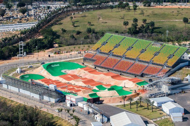 Olimpíadas Rio 2016: Parque Radical / Vigliecca & Associados