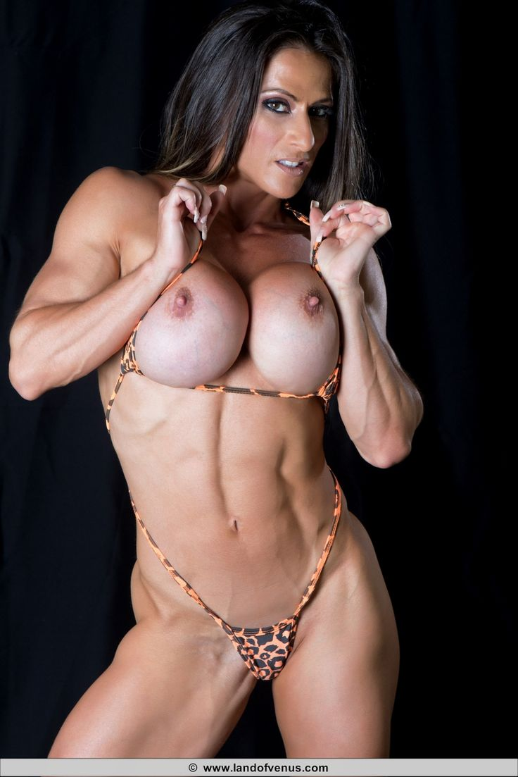 Sooooo hot! bodybuilder female pornstar good