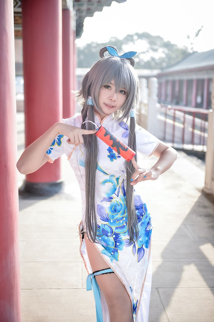 Girls Delta kasugano cxy0818(紫姝) Luo Tianyi Cosplay Photo - Cure WorldCosplay