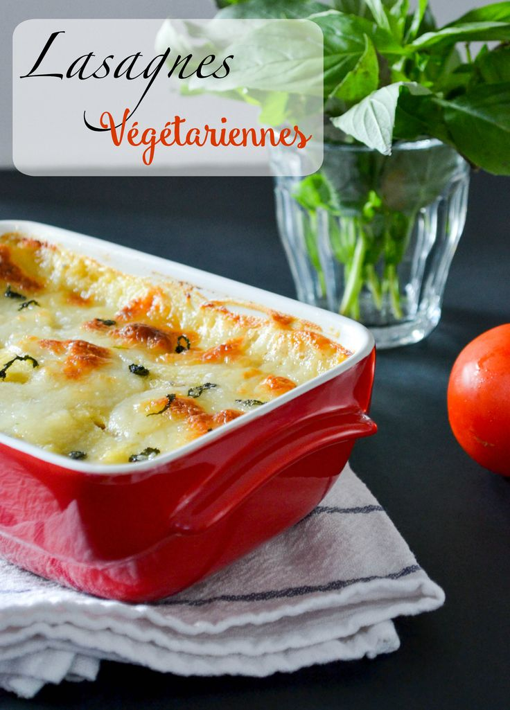 Desfruitsetdeslegumes | Lasagnes à la courge spaghetti