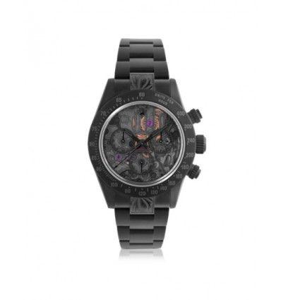 MAD Customized Watches Customized Rolex Daytona Skeleton II Men's Watch