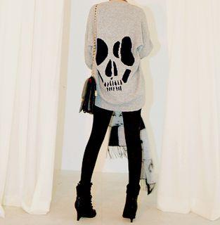 Love it. #skull #fashion