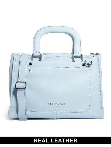 Ted Baker Natural Kingdom Handheld Bag - Blue