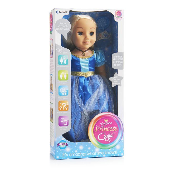 My Friend Princess Cayla Doll