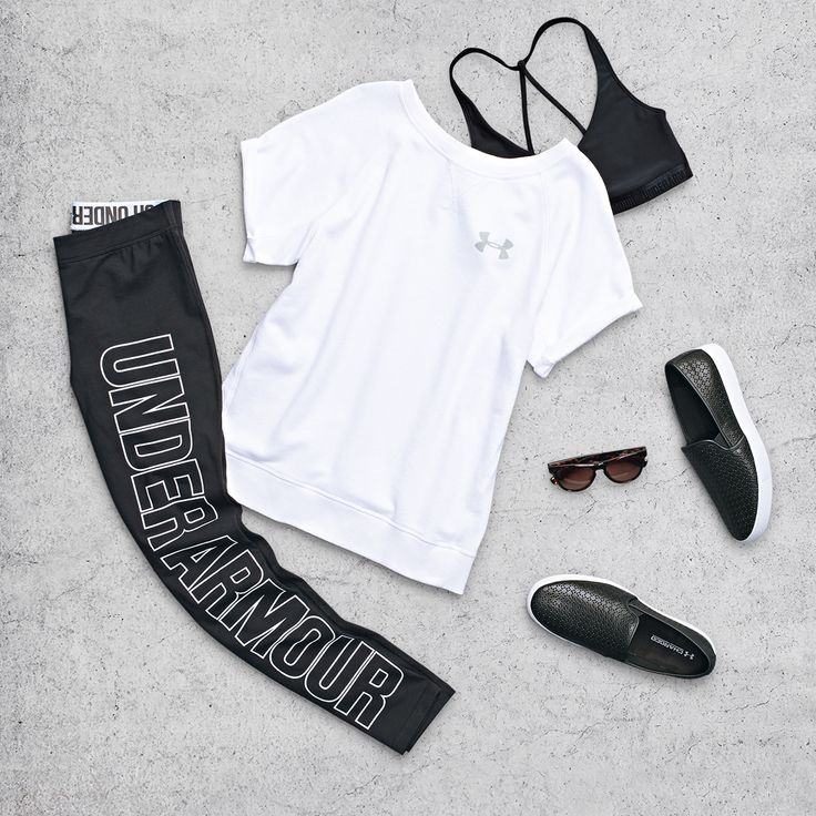 Under Armour Favorites. For those cool, calm and collected kind of days.
