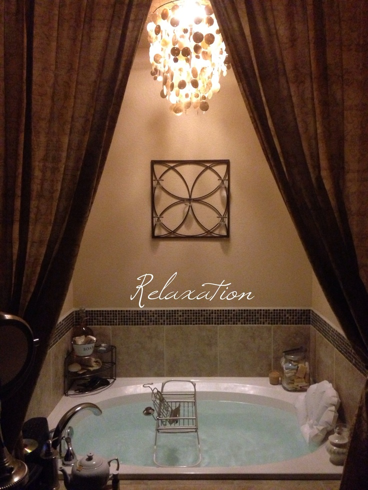 Love my tub.... Don't use it as often as I should....