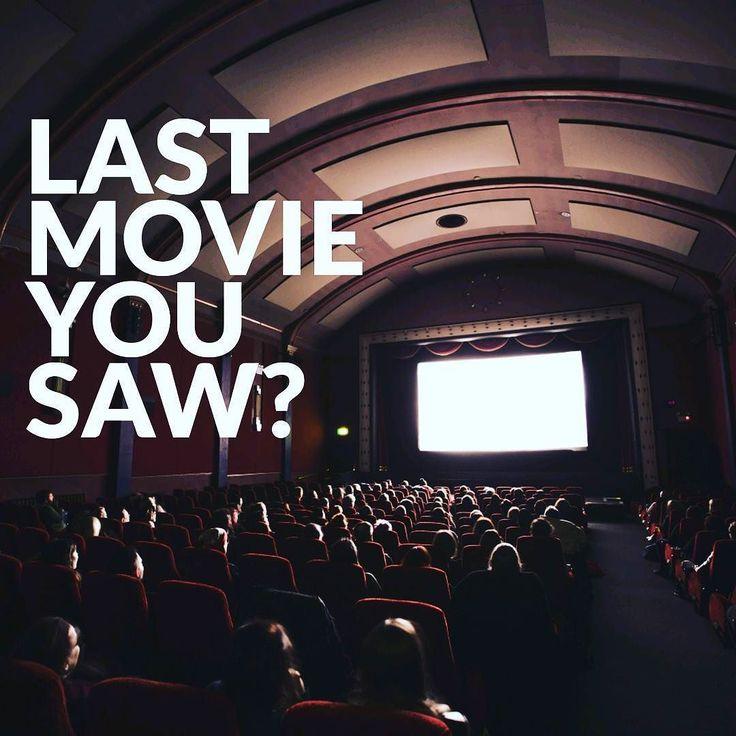 What is the last movie you saw?  ___________________________________________________________________________________________________  #movies #theatre #video #TagsForLikes #movie #film #films #videos #actor #actress #cinema #dvd #amc #instamovies #star #moviestar #photooftheday #hollywood #goodmovie #instagood #flick #flicks #instaflick #instaflicks