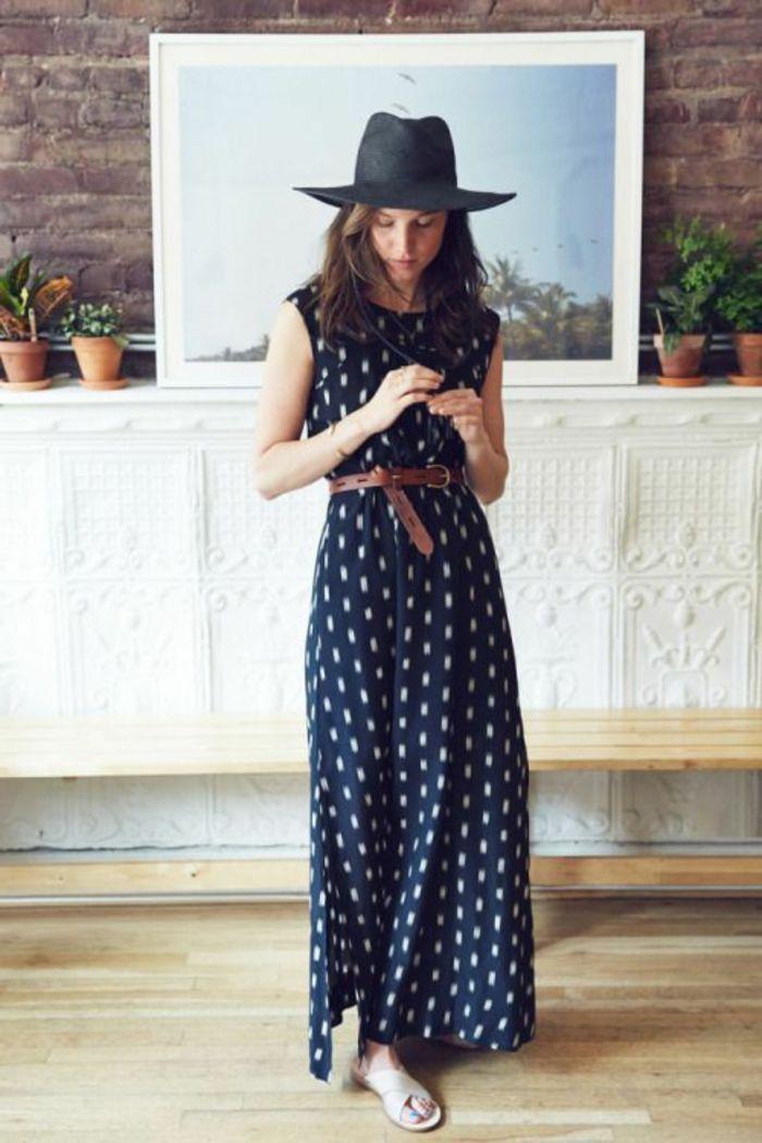 Longue robe d été robe été longue idée tenue Trouvez l'inspiration sur www.atelierbijouxceramique.fr