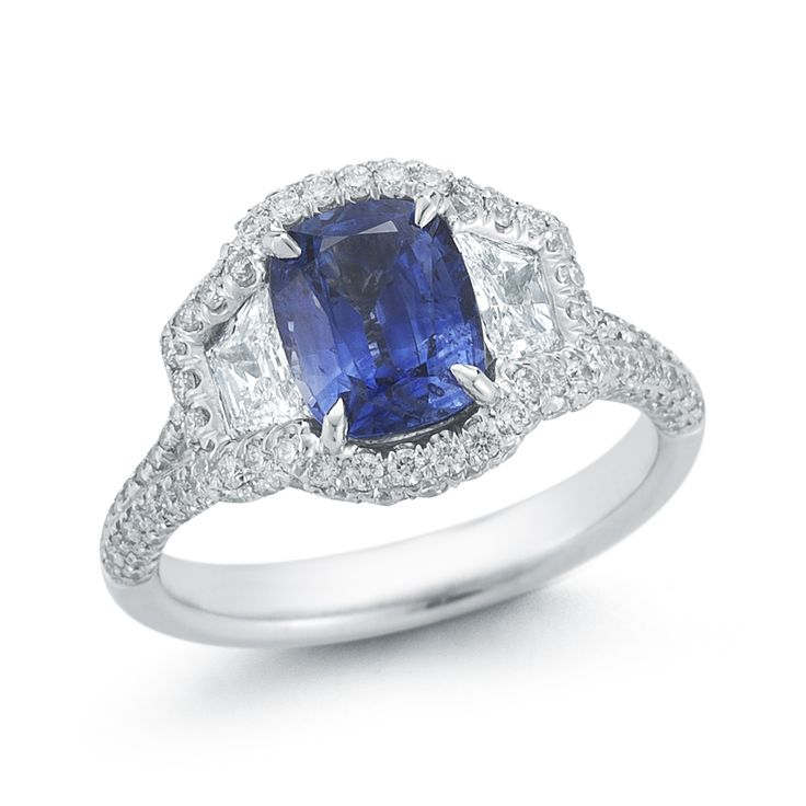 14 best Three Stone RINGS images on Pinterest
