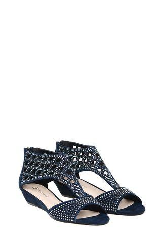 Obraz reprezentujący produkt Sandały damskie płaskie w sklepie Buty męskie, buty damskie | sklep internetowy online Kari.com