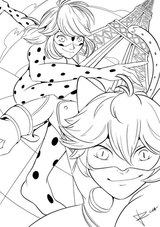 Miraculous Ladybug Tumblr Ladybug Coloring Page Coloring Pages Ladybug