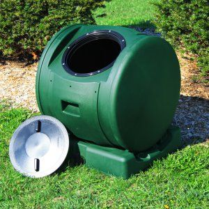 Enviro Tumbler 49 Gallon Resin Compost Tumbler - Compost Tumblers at Hayneedle