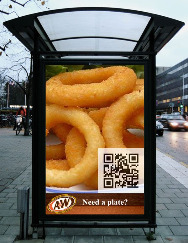 A&W Rootbeer Recipes on Behance