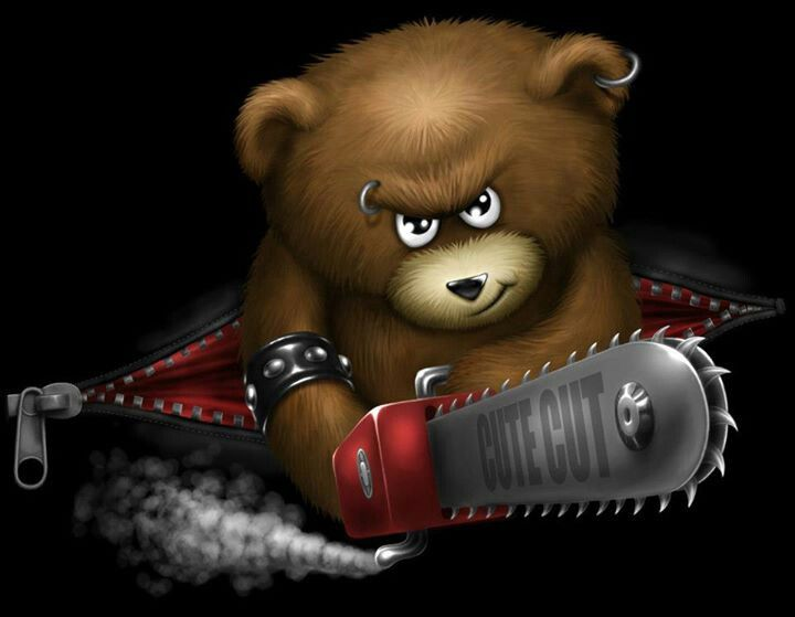 Beware The Bear By Andrew Dobell. Facebook QuotesFunny FacebookAngry ...