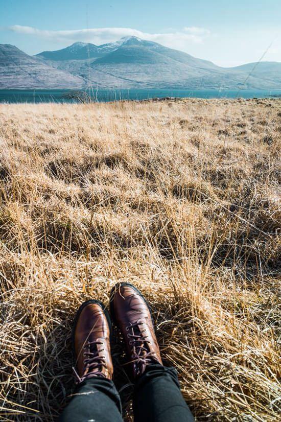 Road trip Écosse, mes boots ! Ile de Mull