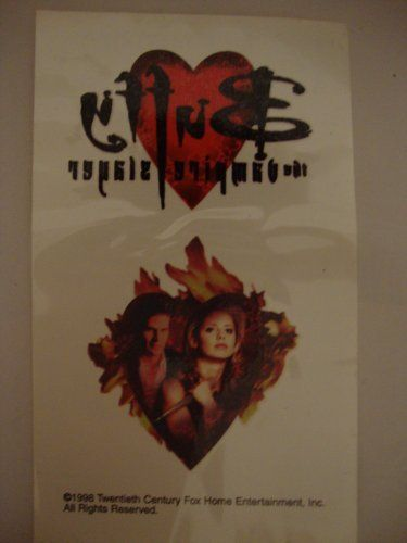 1000 images about toys games novelty gag toys on for Buffy angel tattoo
