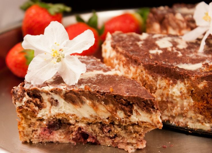 ♥ LowCarb Donauwelle