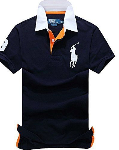 POLO RALPH LAUREN Polo Ralph Lauren Men'S Short Sleeve Lightweight Thin Mesh Fashion Shirt. #poloralphlauren #cloth #