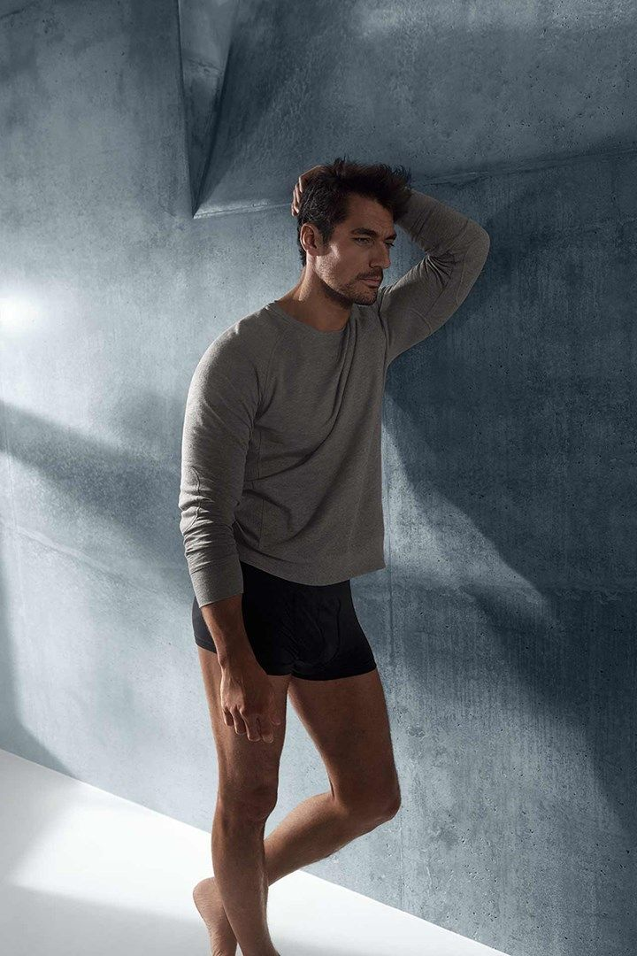 #DavidGandy photographed by #TomoBrejc for 'Marks & Spencer'!