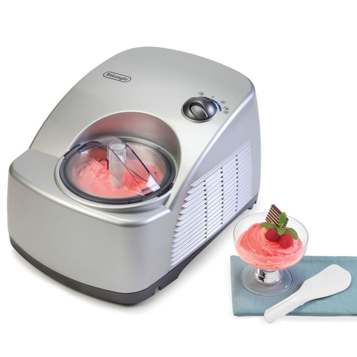 The Authentic Gelato Maker - Hammacher Schlemmer