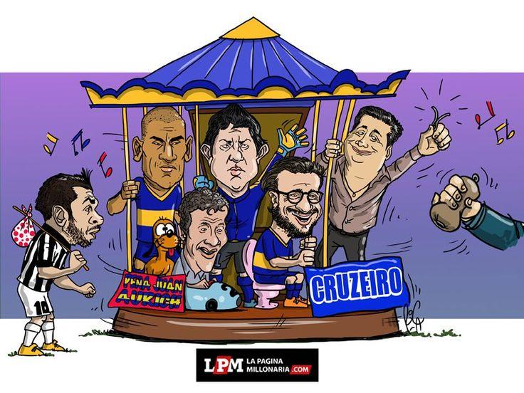 River vs Boca: Octavos de final Copa Libertadores 2015