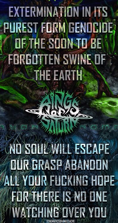 Rings of Saturn - Embryonic Anomaly / Dingir