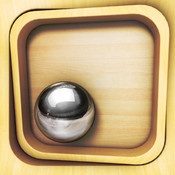 $2.99--Labyrinth--The classic labyrinth game where you control a steel ball by tilting a wooden labyrinth. Download and play over 1000 levels created by the community
