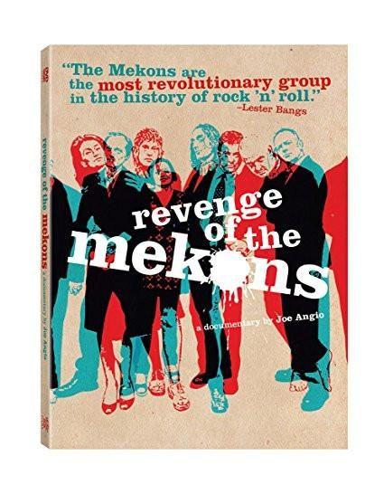 Mekons: Revenge of the Mekons DVD