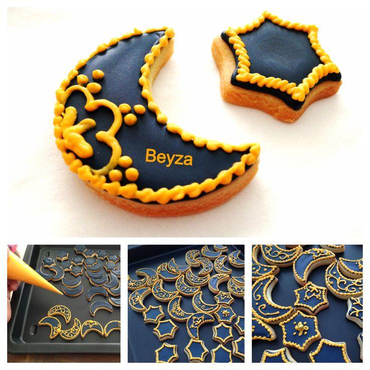 Ramadan cookies made by me