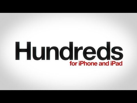 Check out Hundreds - one of our favorite games on the iPhone