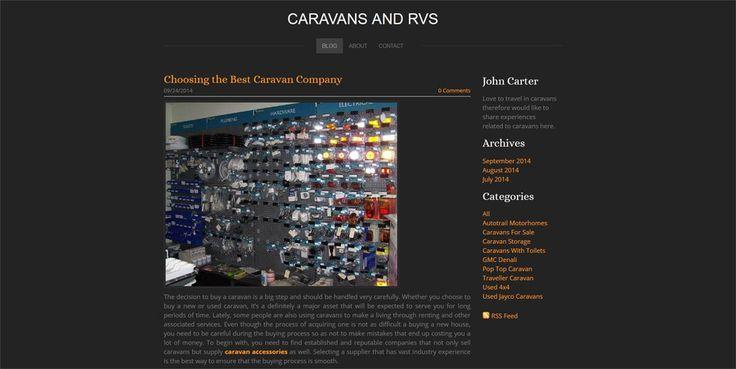 http://coffeepotgaming.weebly.com/blog/-choosing-the-best-caravan-company Caravan Accessories Buy caravan accessories to enhance your caravan's functions.