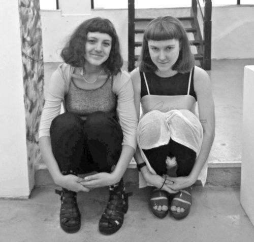 Skye & Elsje from Sulky - artisan