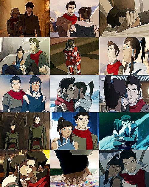 17 Best Images About Korra And Mako On Pinterest